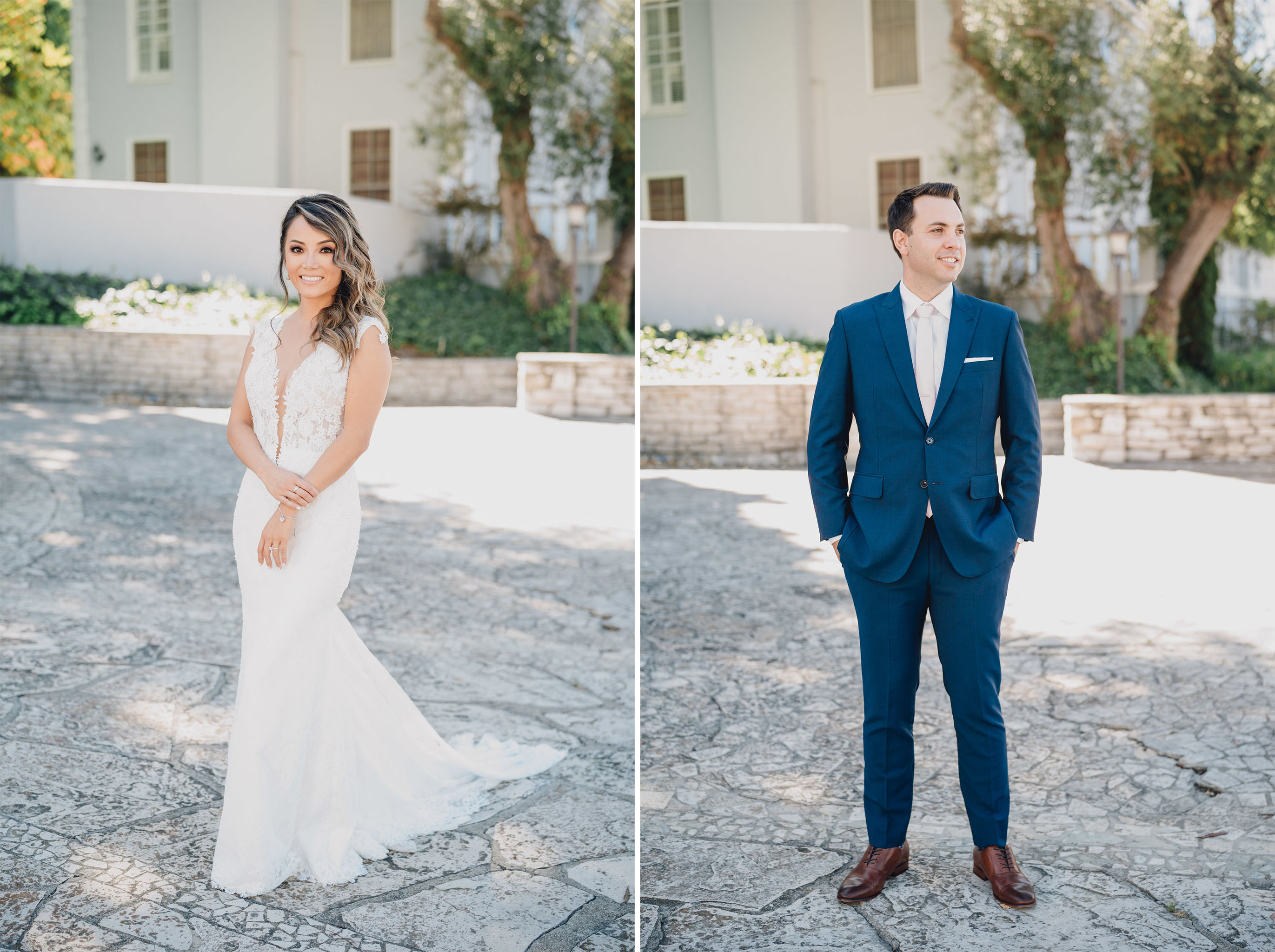Bride and Groom | La Venta Inn