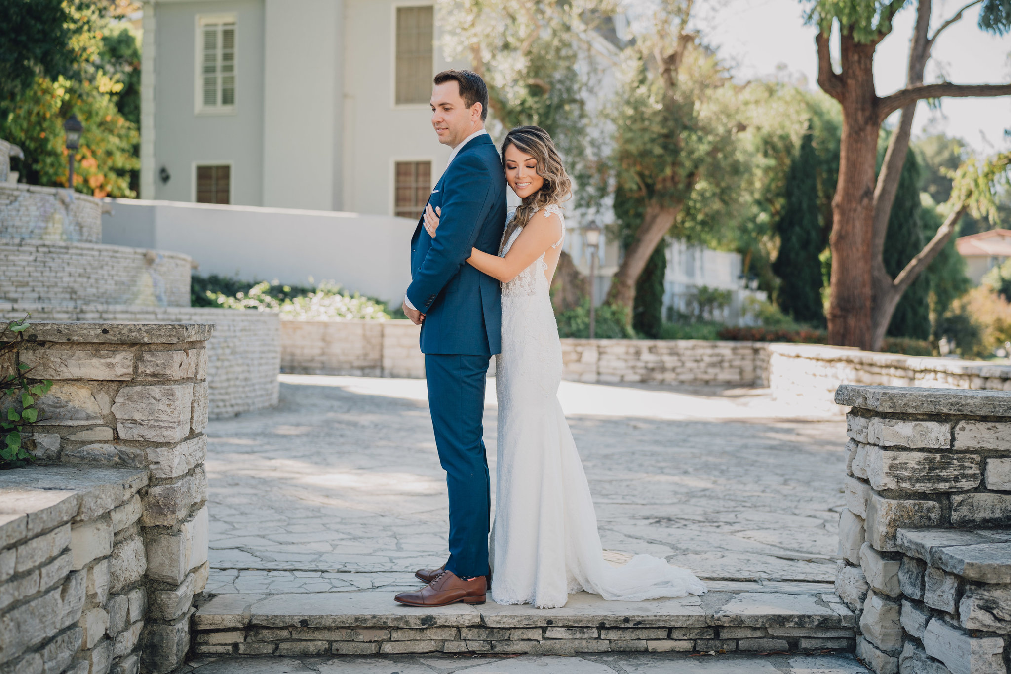 Wedding Hug | La Venta Inn