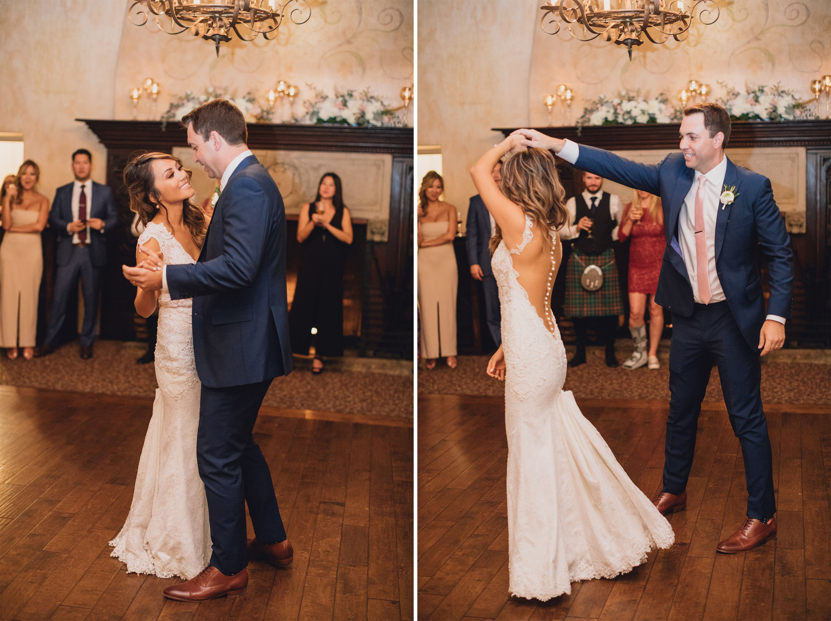 First Dance | La Venta Inn