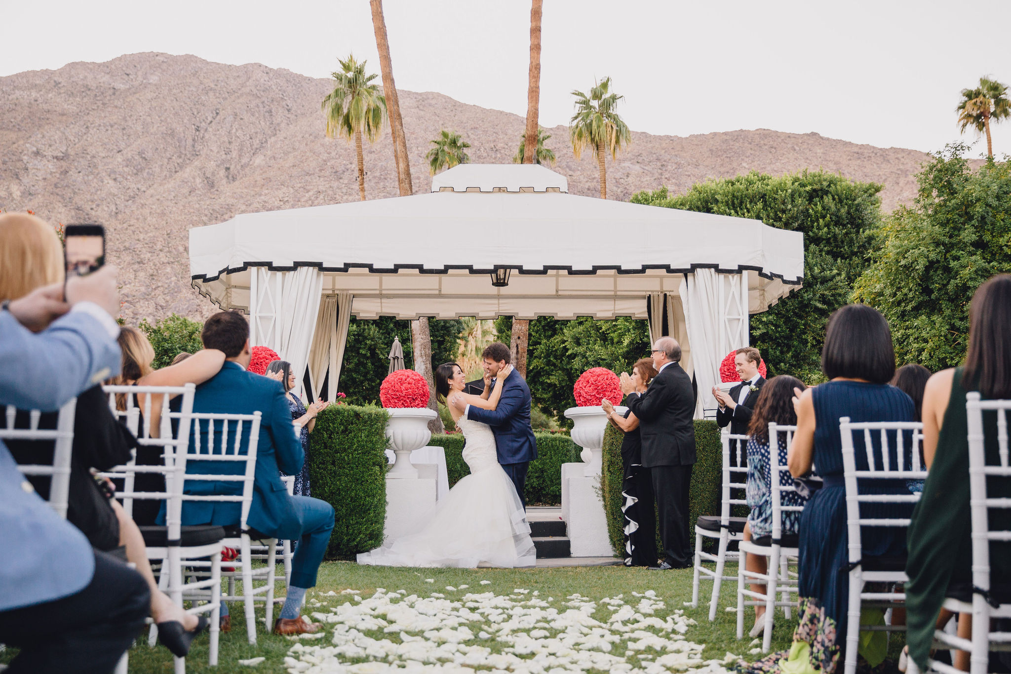 Just Married | Avalon Palm Springs
