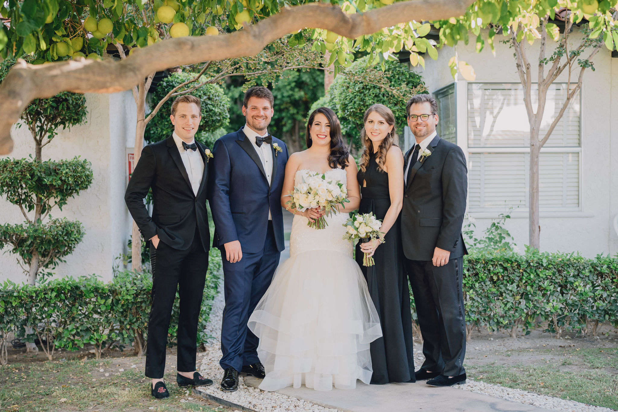 Bridal Party | Avalon Palm Springs