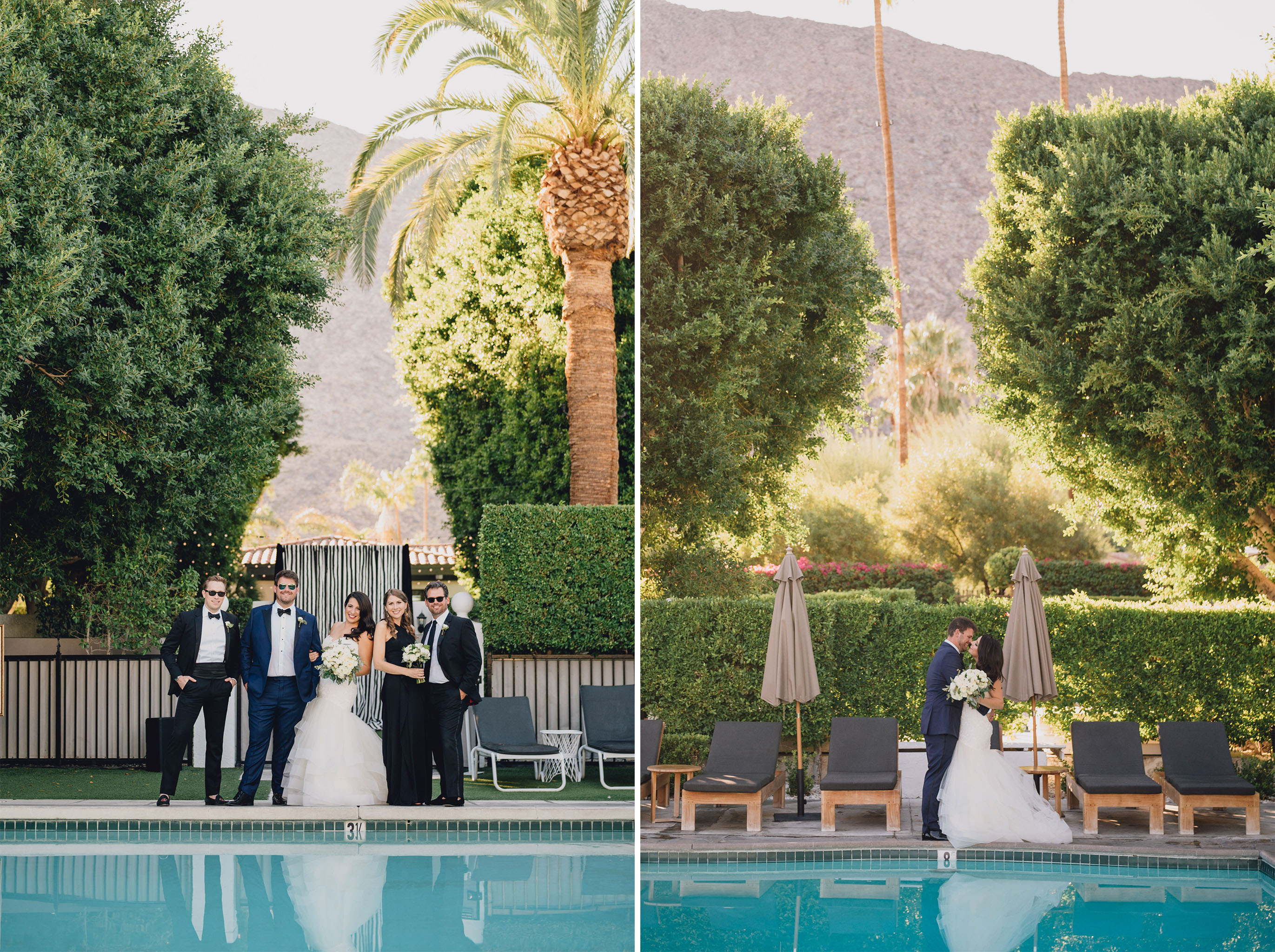 Wedding Party | Avalon Palm Springs