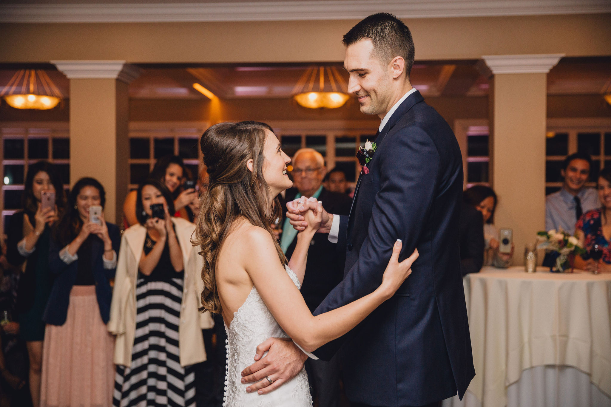 First Dance | Verandas Beach House