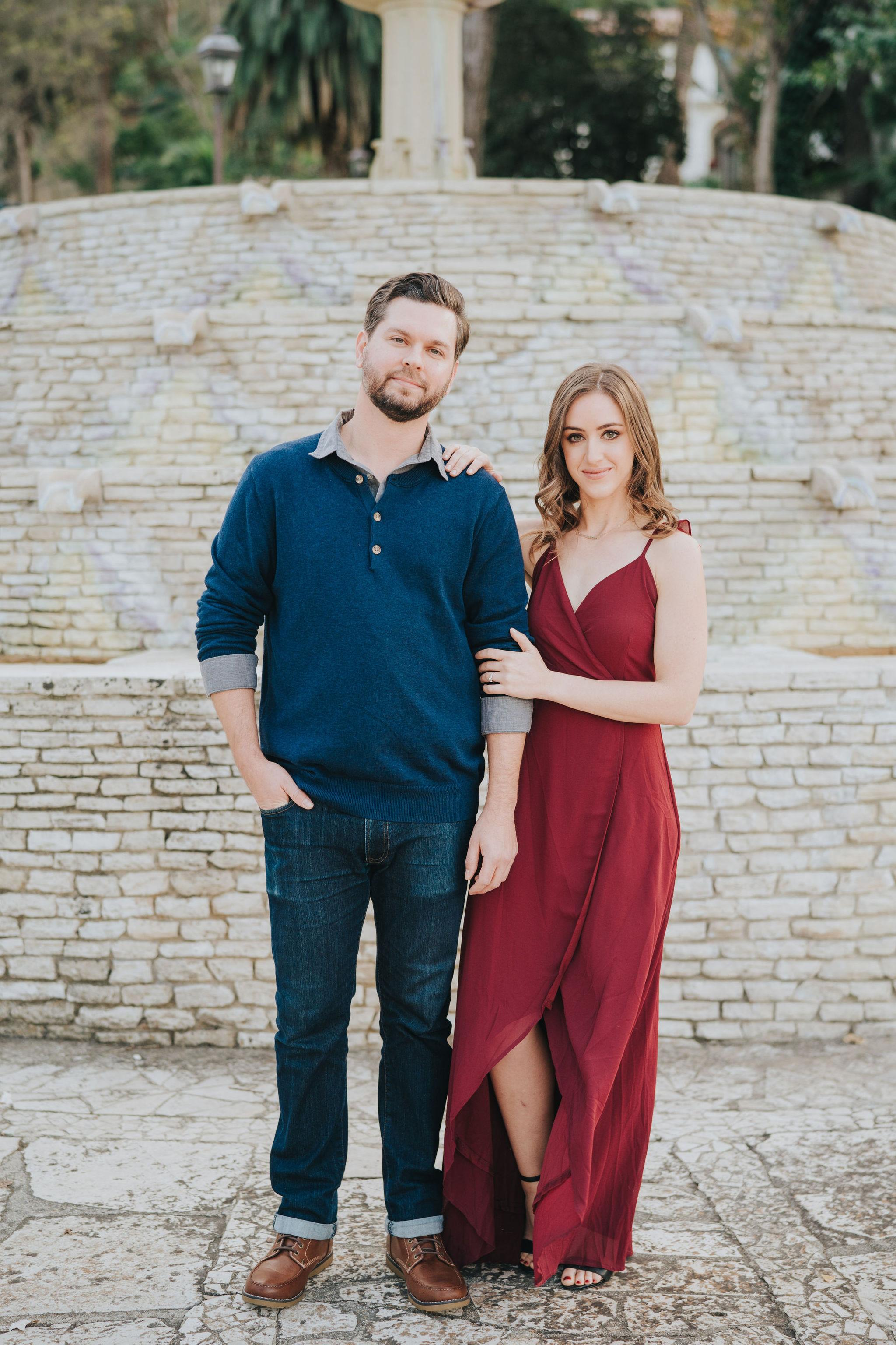 Palos Verdes Couple