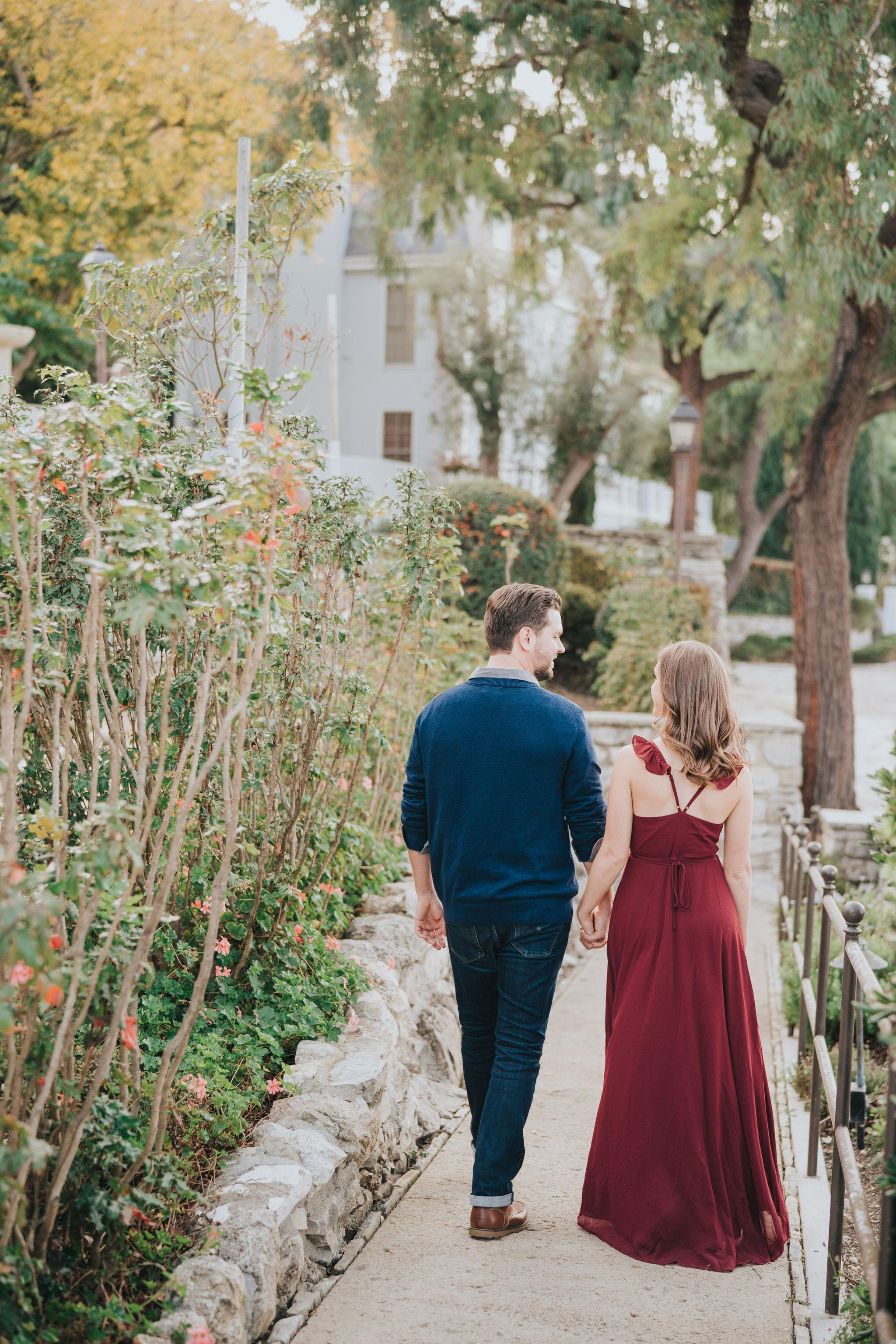 Palos Verdes Walkway