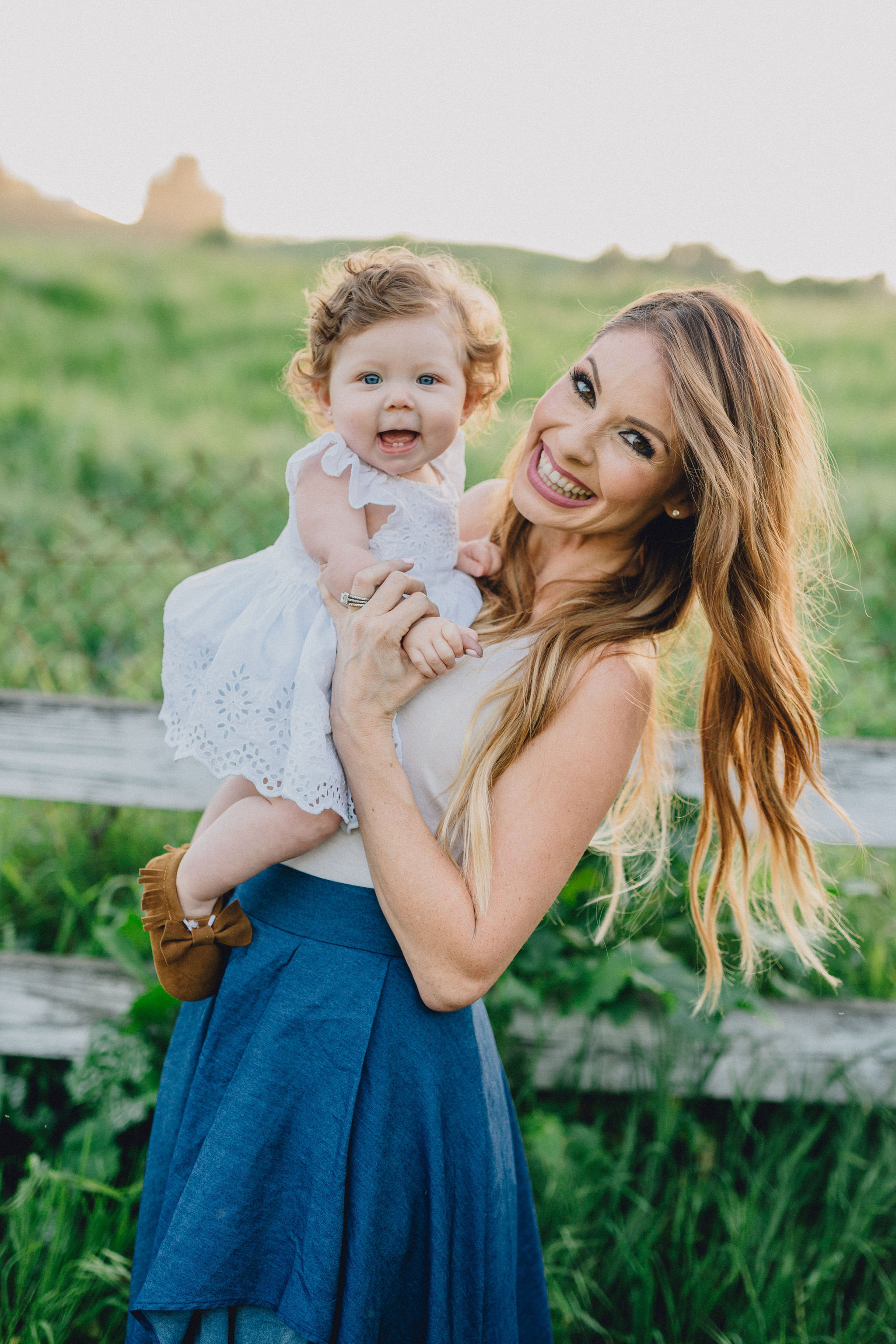 Mom and Daughter | Palos Verdes