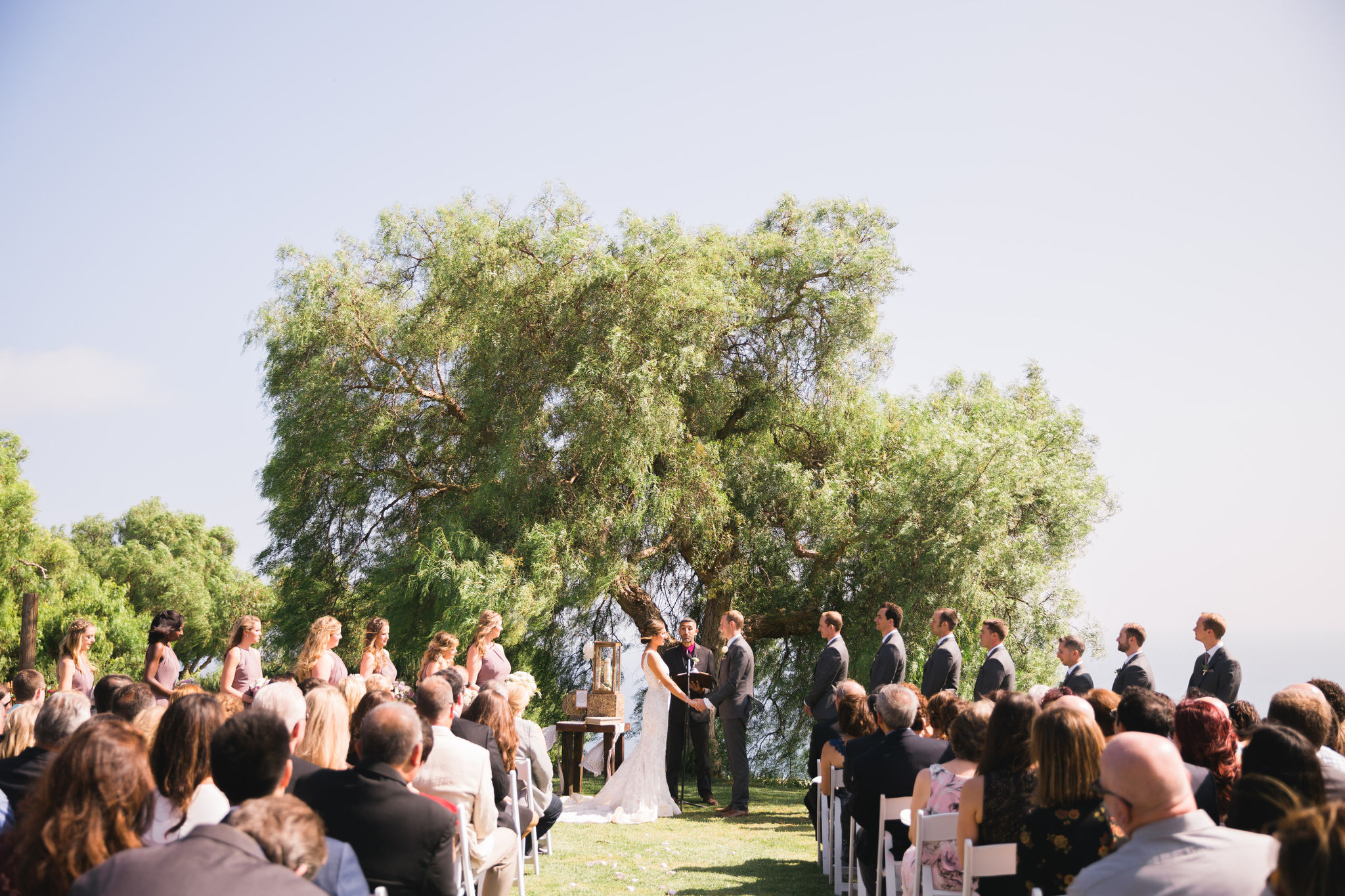 Catalina View Gardens Ceremony