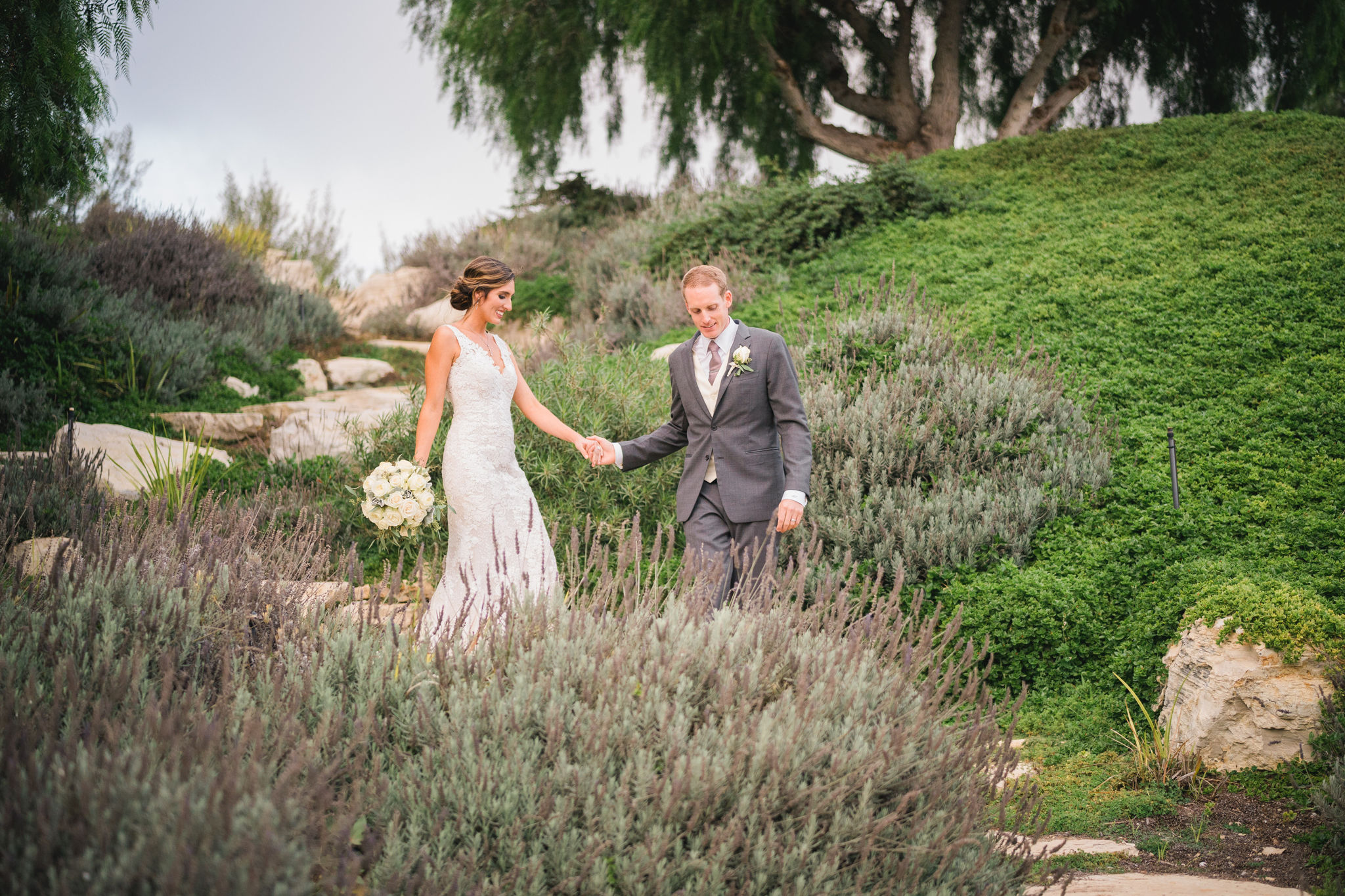 Newlyweds | Catalina View Gardens