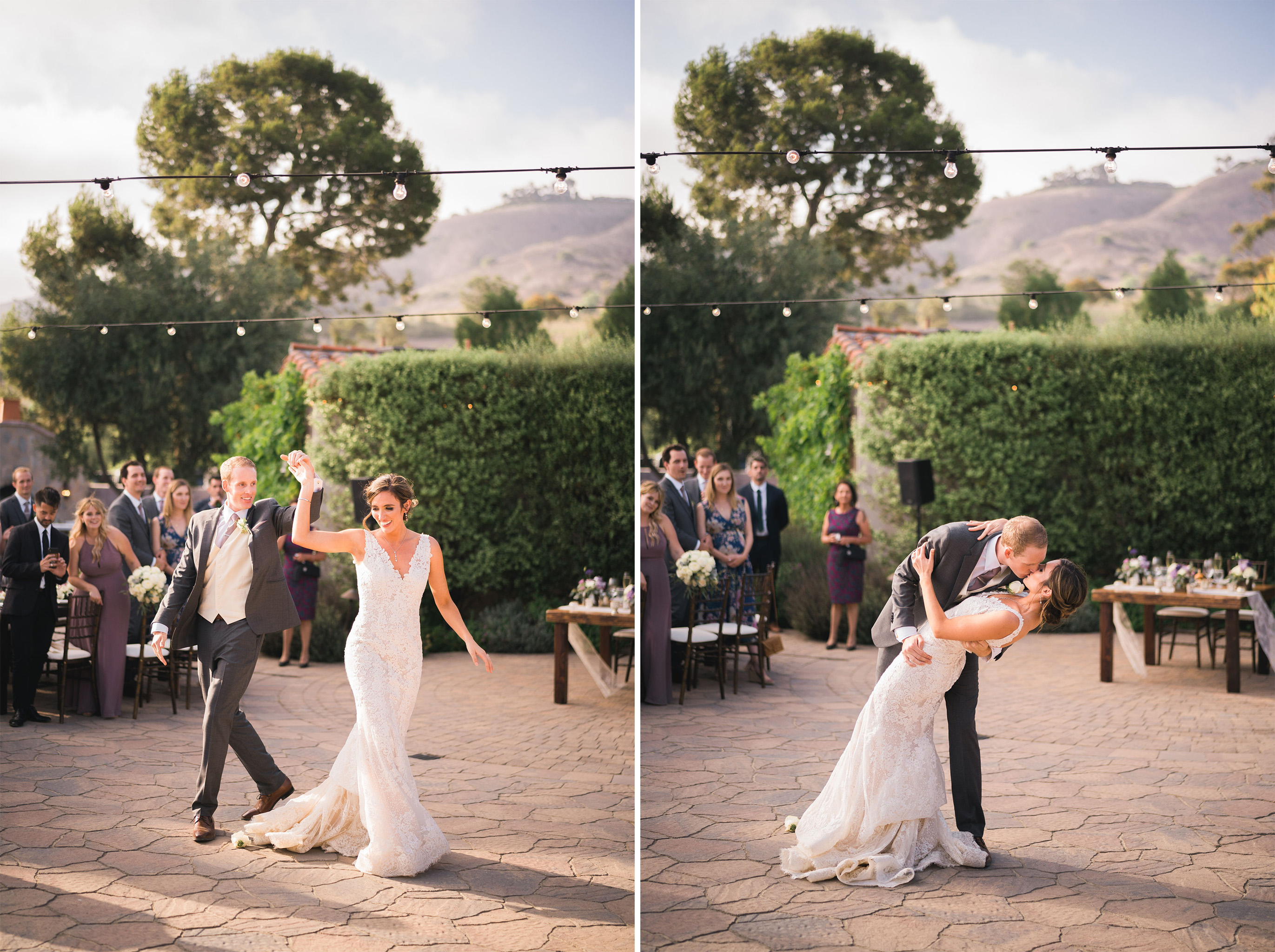 First Dance | Catalina View Gardens
