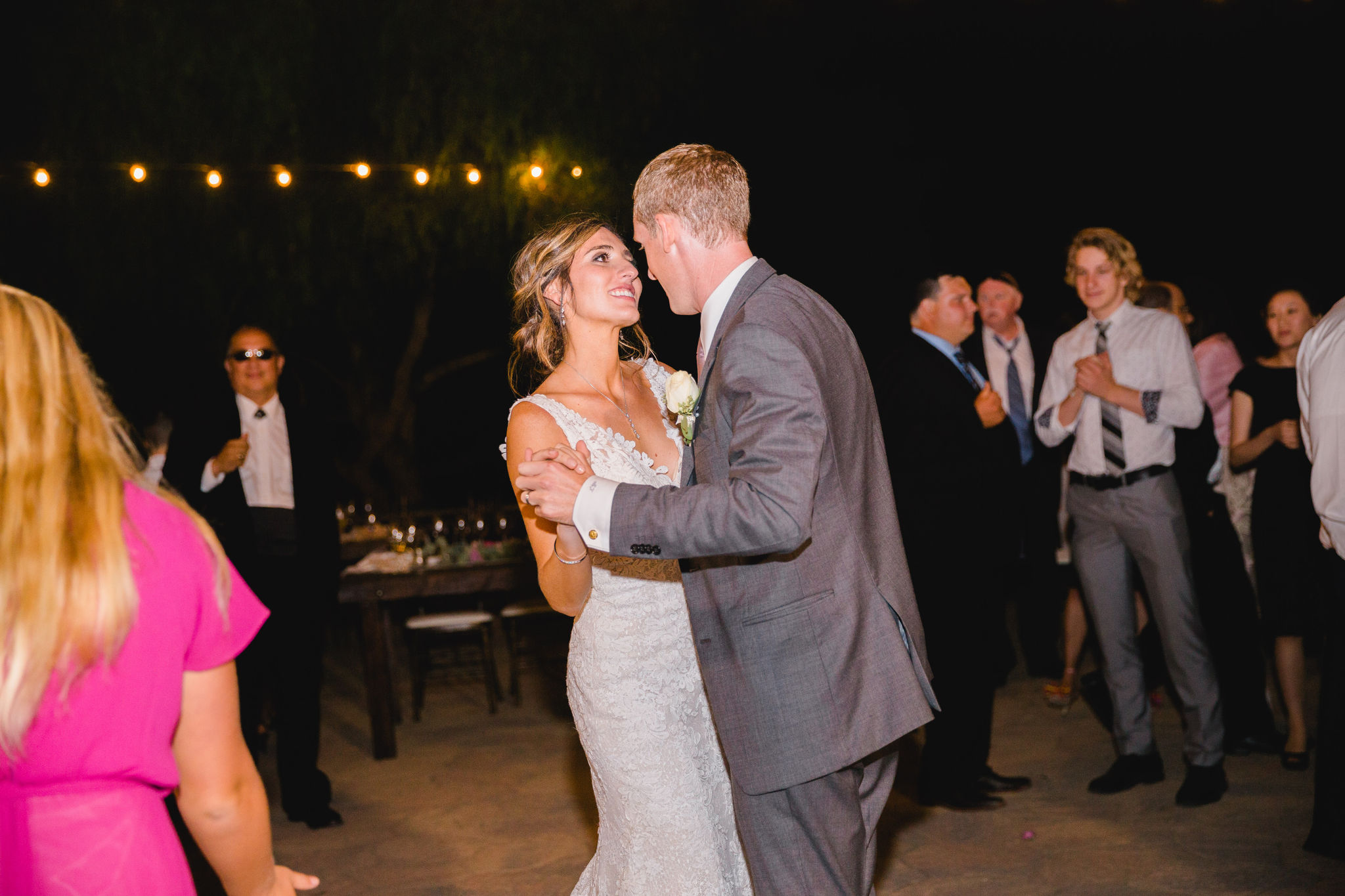Wedding Dance | Catalina View Gardens